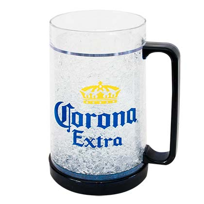 Corona Freezable Beer Mug