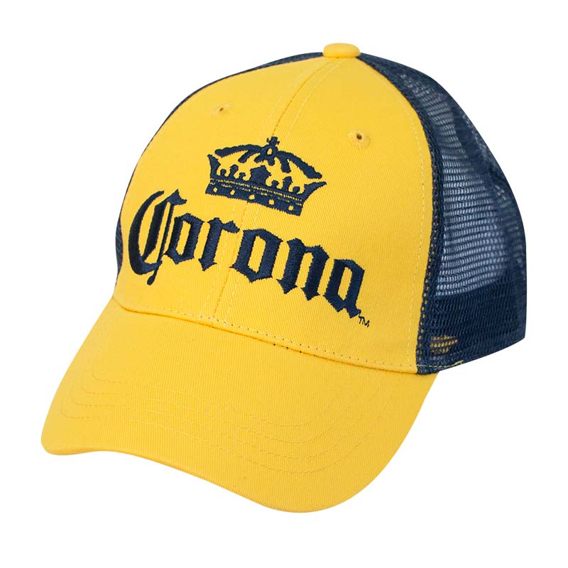 Corona Gold Trucker Hat