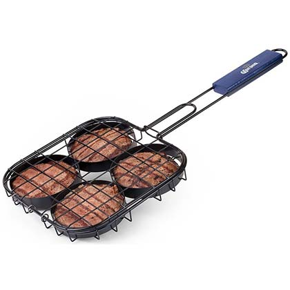 Corona Hand-Held Hamburger Griller