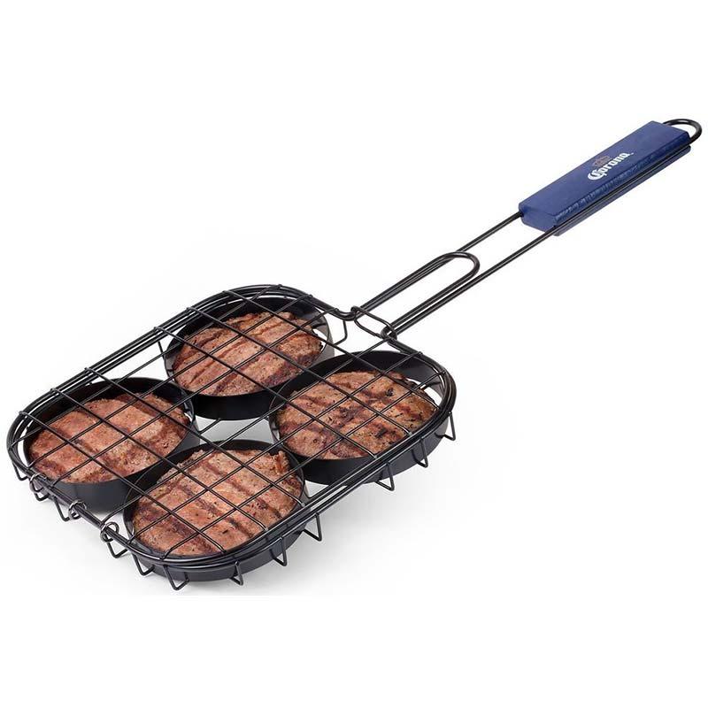 Corona Hamburger Grilling Basket