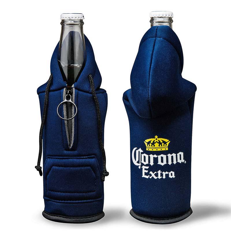 Corona Beer Hoodie Can Cooler