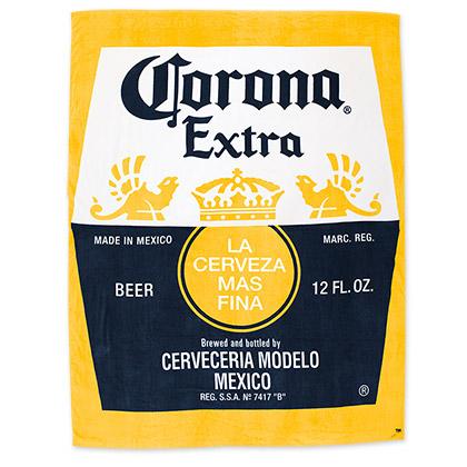 Corona Extra Jumbo Blanket Beach Towel