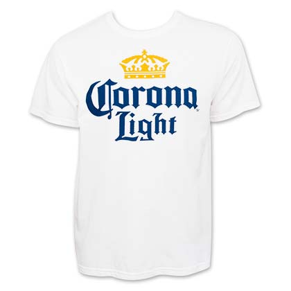 Men's Corona Light Tee Shirt