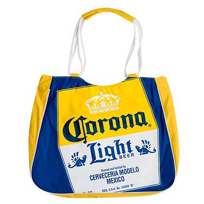 Corona Light Yellow Insulated Tote Bag