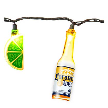 Corona Light Lime String Lights