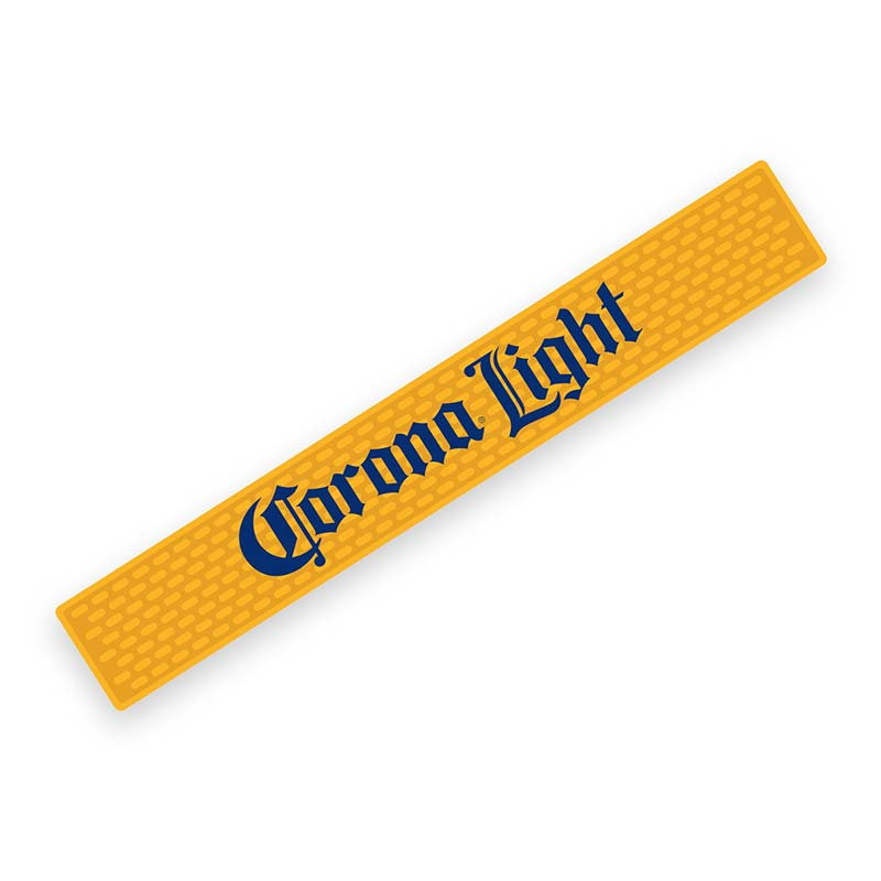 Corona Light Beer Bar Mat