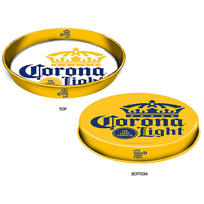 Corona Light Serving Tray