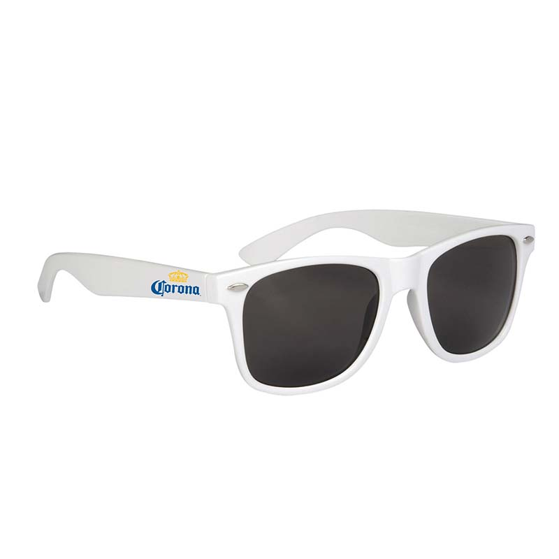 Corona Extra Classic White Sunglasses
