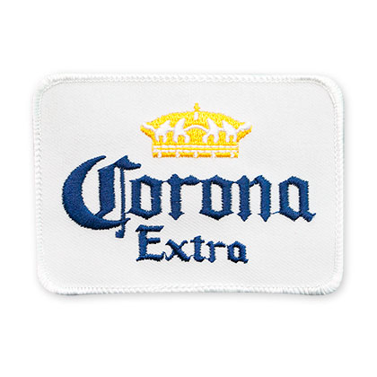 Corona Extra Iron On Patch