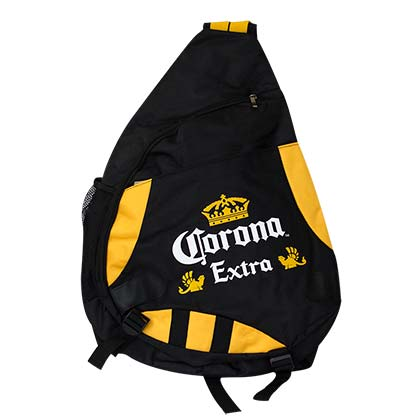 Corona Extra Black Sling Bag