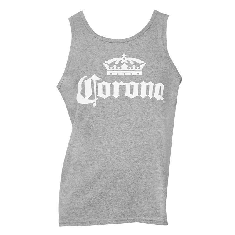 Corona Grey Tank Top