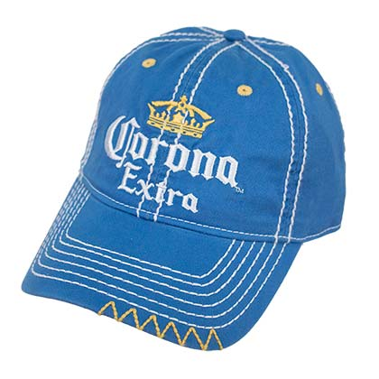 Corona Extra Blue Women's Stitched Hat