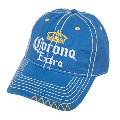 Corona Extra Ladies Blue Hat