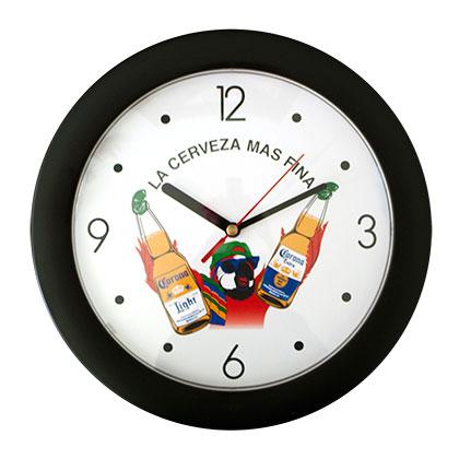 Corona Extra White 10 Inch Wall Clock