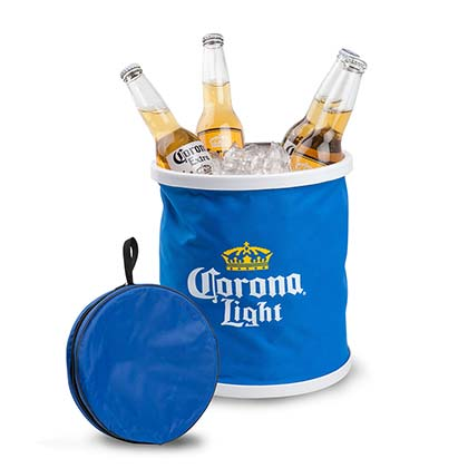 Corona Blue Pop Up Cooler