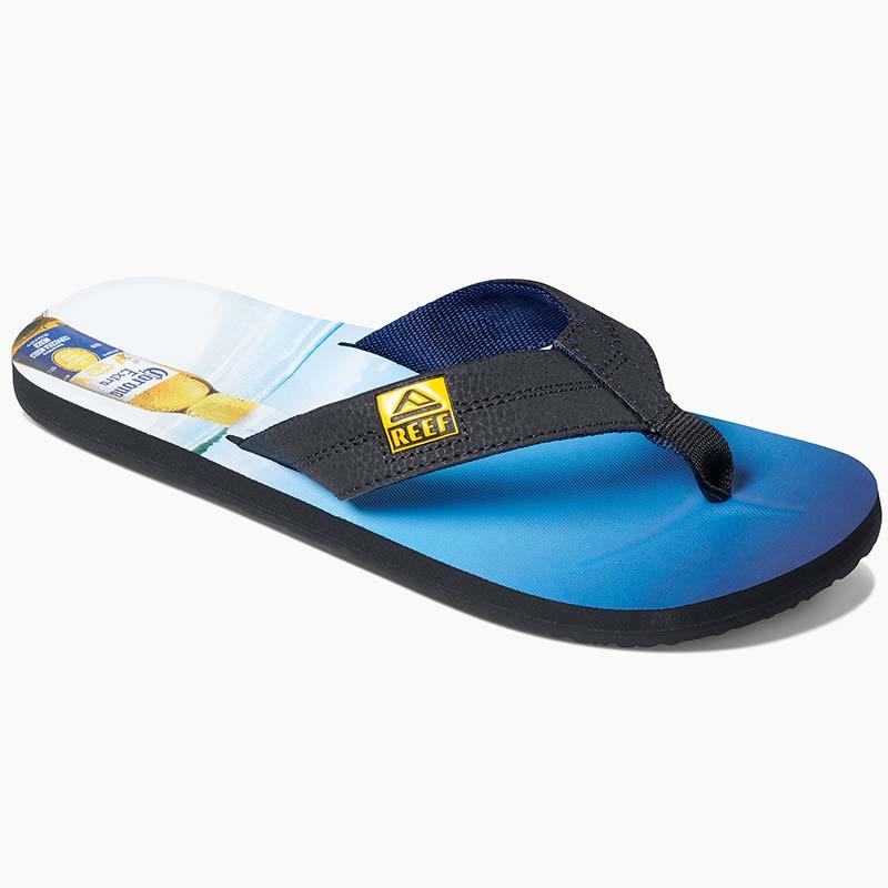 6aaa84ad4 Corona Extra Bottle Opener REEF Brand Men s Flip Flops Sandals