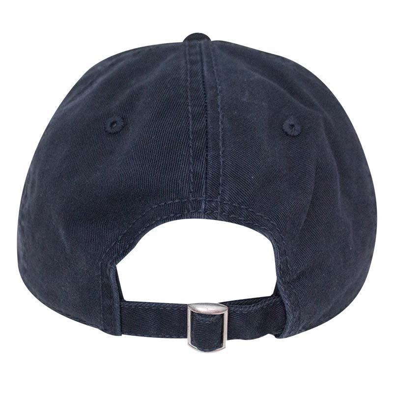 Bud Light Navy Blue Can Logo Dad Hat