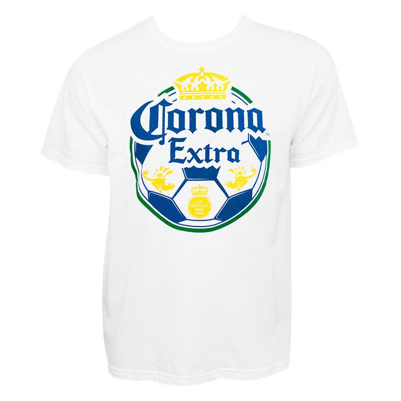 Corona Extra Soccer Tshirt