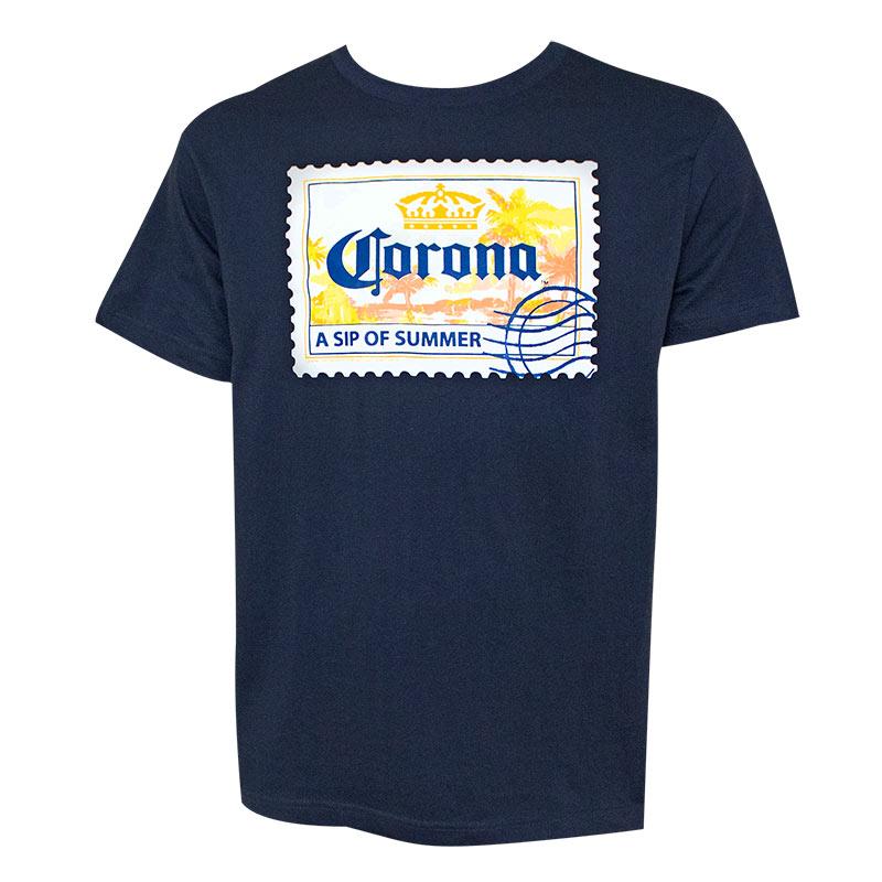 Corona Relax Responsibly Tshirt
