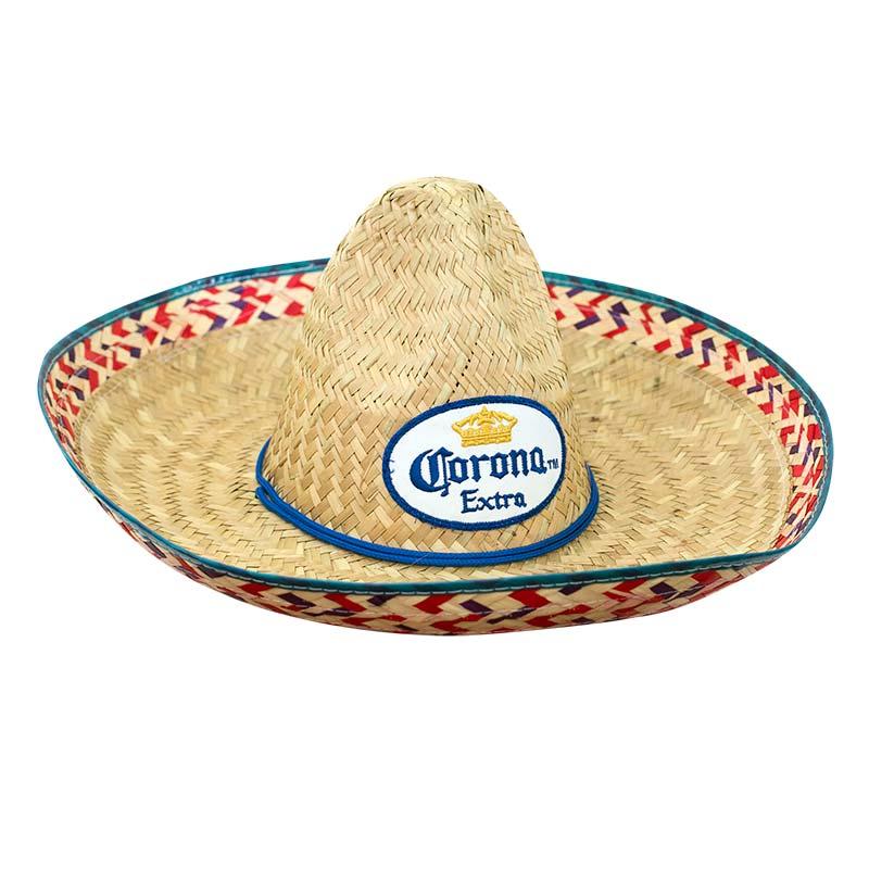 Corona Extra Round Logo Sombrero