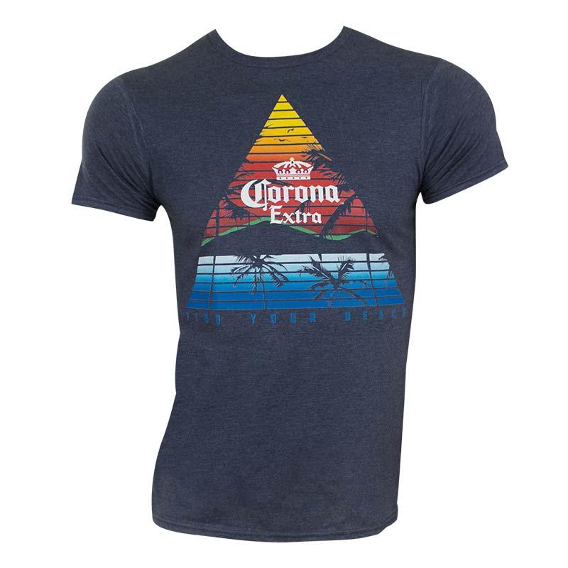 Corona Extra Triangle Logo Tee Shirt