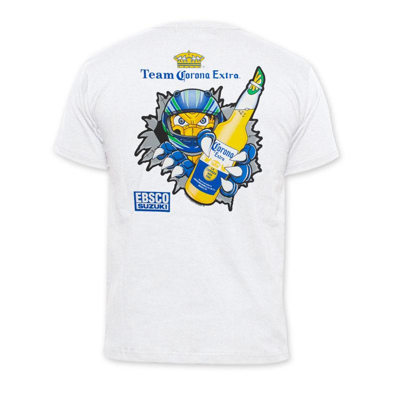 Corona Extra Ebsco Suzuki Team Corona T Shirt