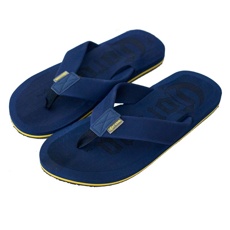 Corona Extra Navy Blue Men's Sandals