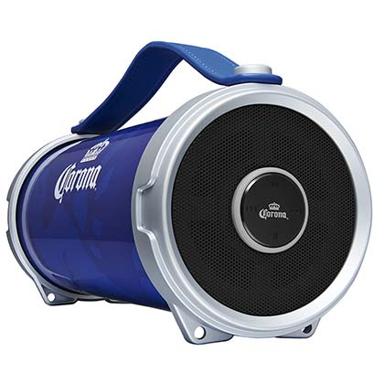Corona Blue Portable Bluetooth Speaker
