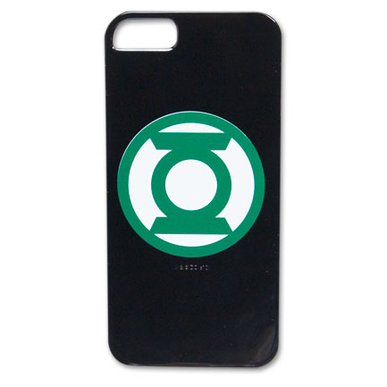Green Lantern Fan I-Phone 5 Case