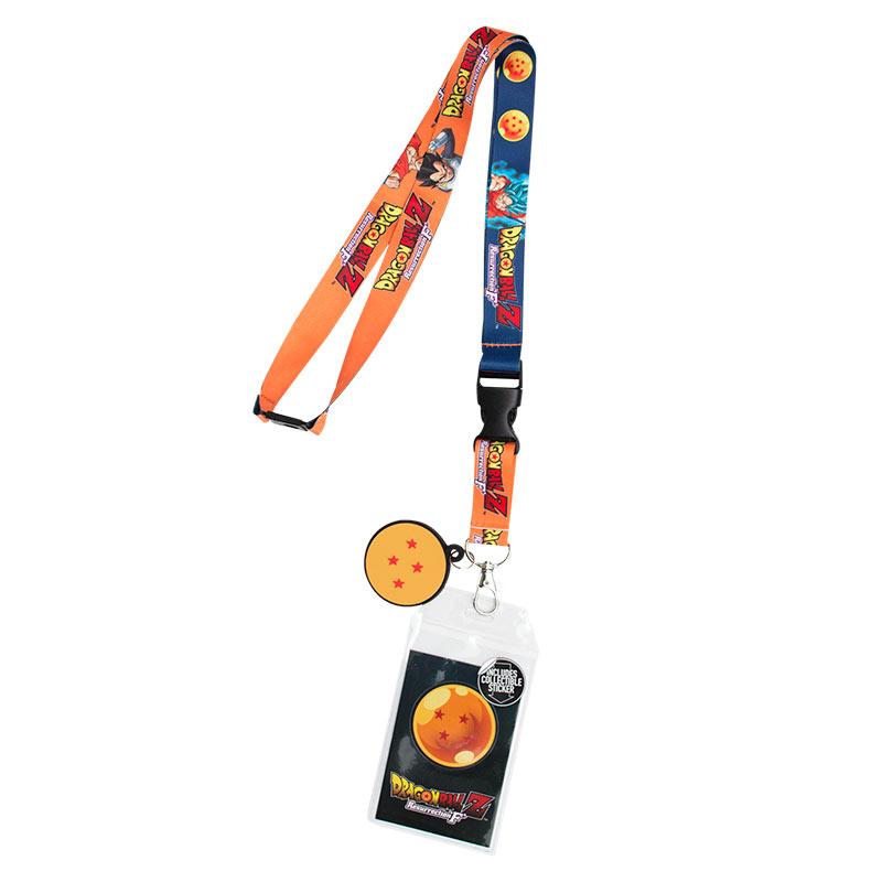 Dragonball Z Keychain Lanyard
