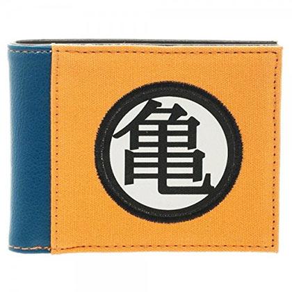 Dragonball Z Comic Logo Bifold Wallet