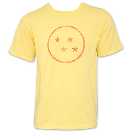 Dragon Ball Z Orange Four Star Dragon Ball T-Shirt