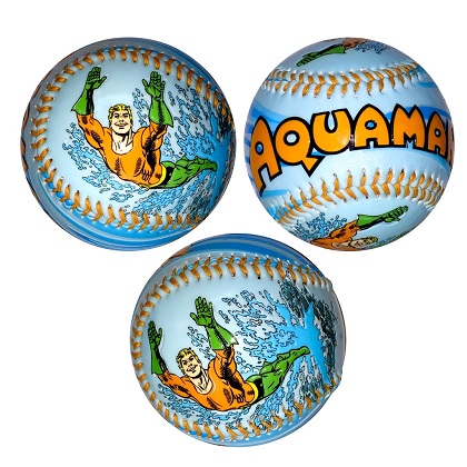 Aquaman Baseball