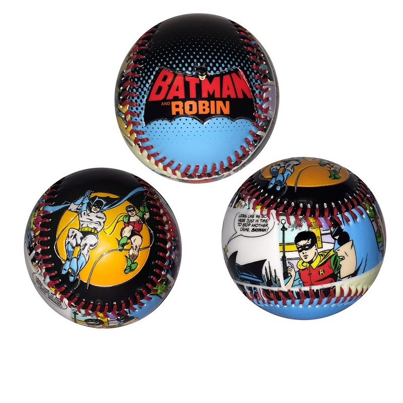 Batman and Robin Baseball