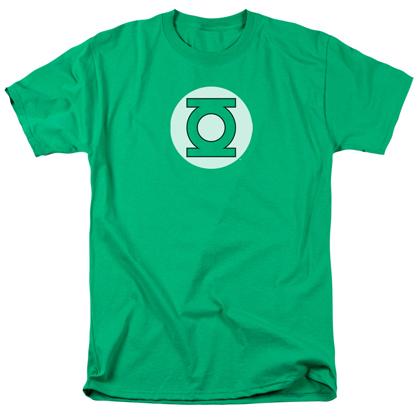Green Lantern Classic Logo Men's Tshirt