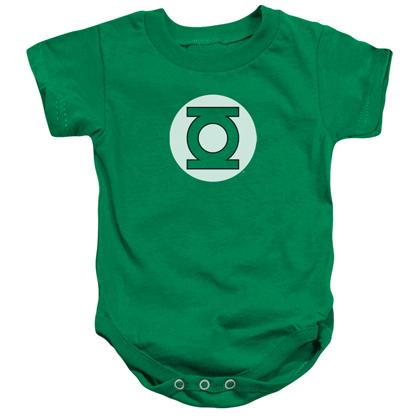 Green Lantern Baby Onesie
