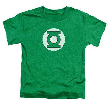 Green Lantern Logo Toddlers Tshirt