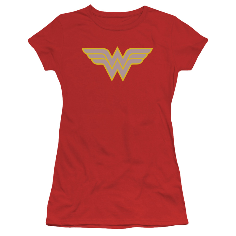 Wonder Woman Vintage Logo Women's Tshirt