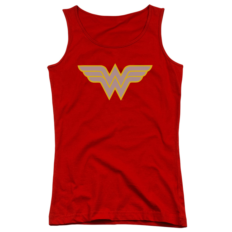 Wonder Woman Vintage Logo Women's Tank Top