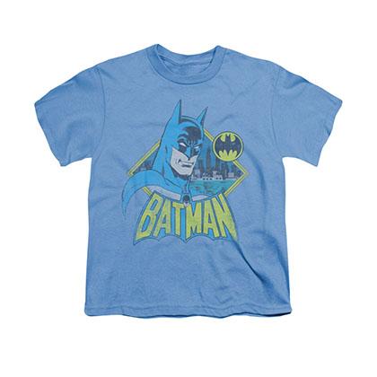 Batman Watch Yourself Blue Youth Unisex T-Shirt