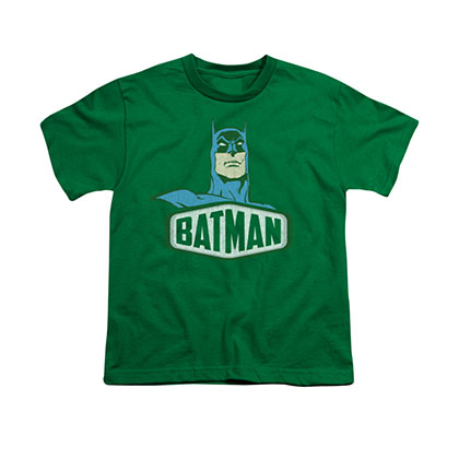 Batman Sign Green Youth Unisex T-Shirt