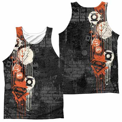 DC Oh The Urbanity Sublimation Tank Top