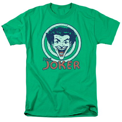 The Joker Target Tshirt