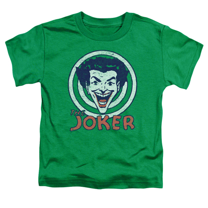The Joker Toddlers Tshirt