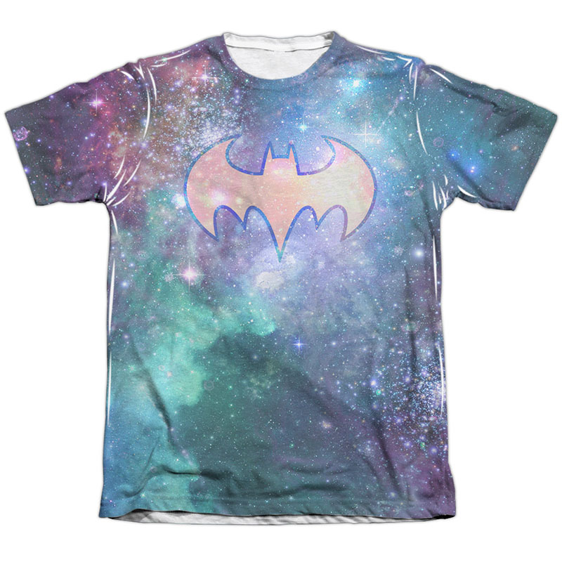 Batman Galaxy Sublimation T-Shirt