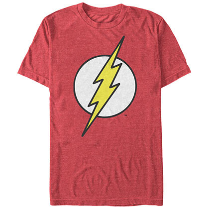 The Flash Awesome Logo Red T-Shirt