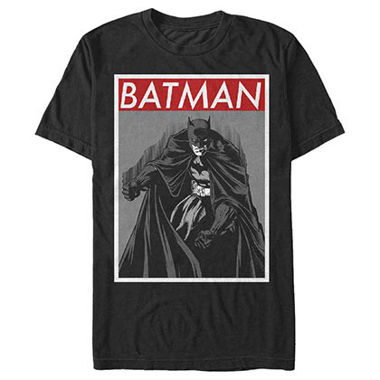 Batman Detective Black T-Shirt