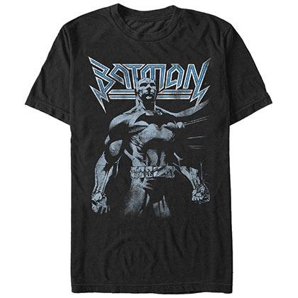 Batman Bat Rock Black T-Shirt