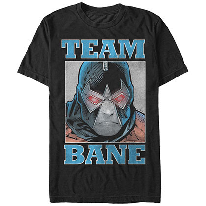 Batman Team Bane Black T-Shirt