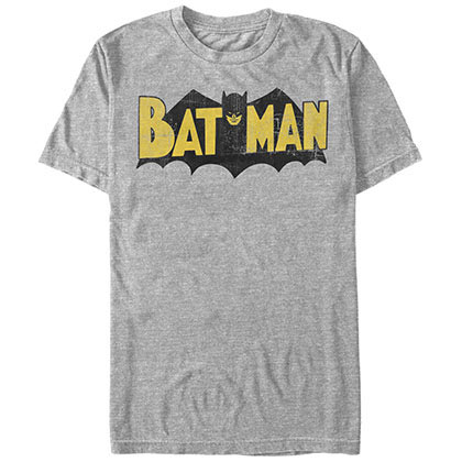 Batman Force of Good Gray T-Shirt